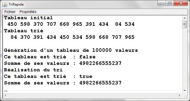 Algorithmique Programmation Orientee Objet Semestre 2 St