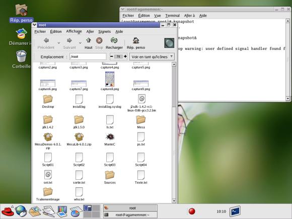 Cours de TSSRI sur Linux GNOME