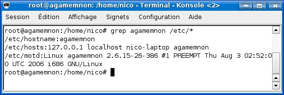 Cours de TSSRI sur Linux Grep